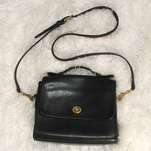 Vintage Coach Court purse